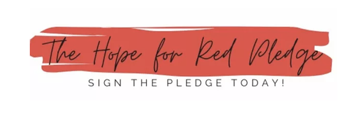 The Pledge To Red Movement