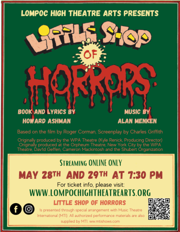 Little Shop of Horrors- Streaming Online!