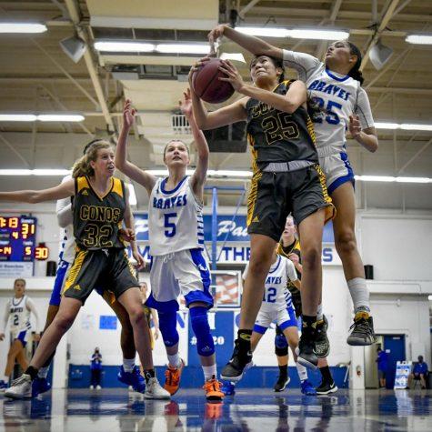 Round One! - Lompoc V. Cabrillo Basketball