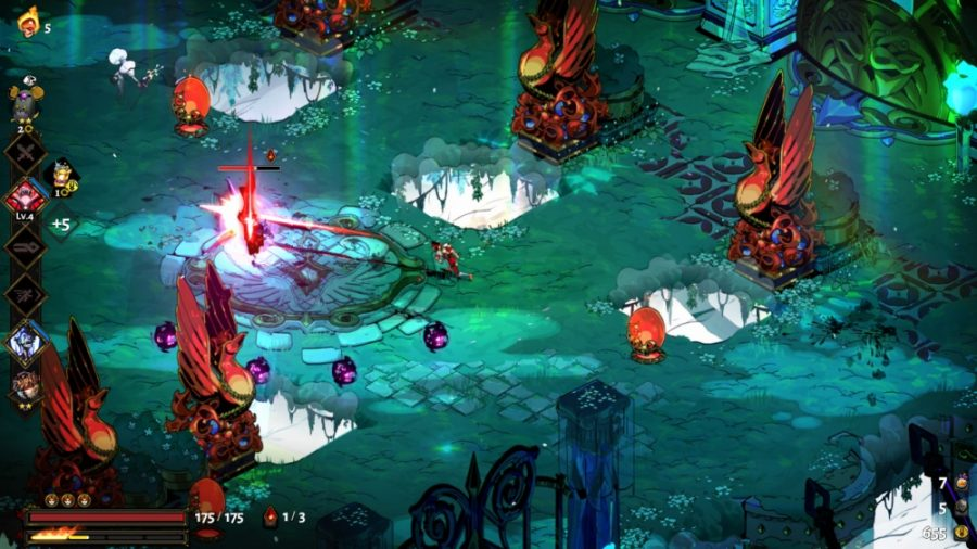 A Rogue-Like Dungeon Game Crawls to the Top