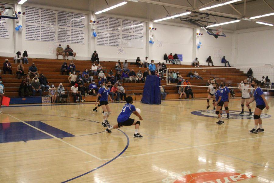 Volleyball Begins! - 2021
