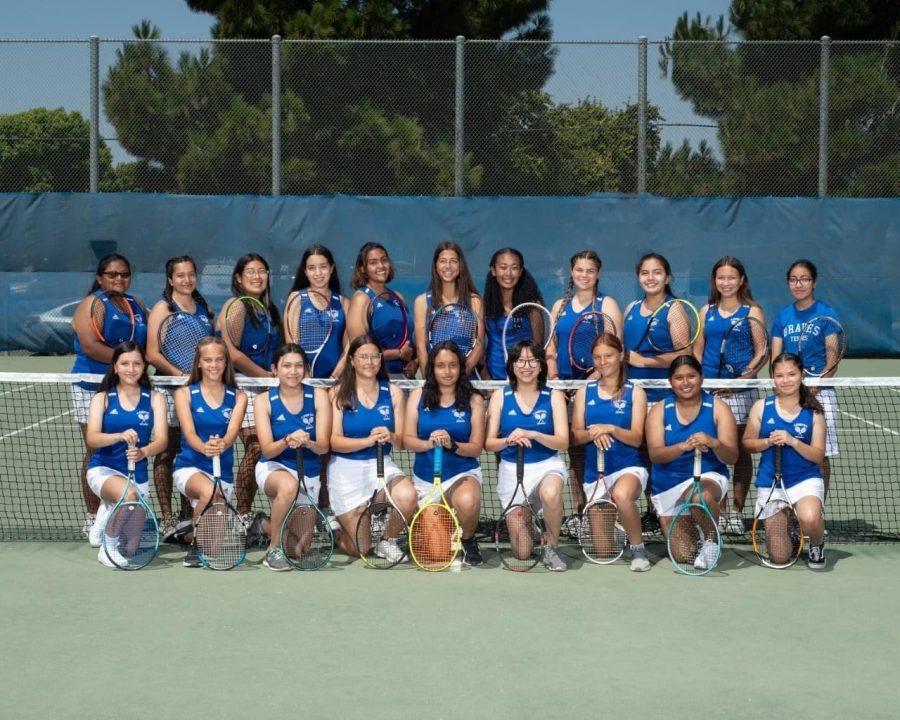 Start of Tennis Season! - 2021